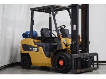 4-wheel front forklift Caterpillar GP30NT