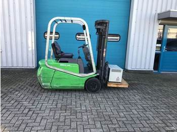 4-wheel front forklift Cesab Heftruck, 1,5 ton, Elektro, Sideshift, Freelift