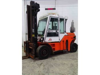Dantruck 095822196  - 4-wheel front forklift