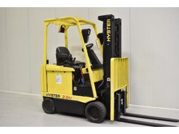 4-wheel front forklift HYSTER E 2.00 XMS
