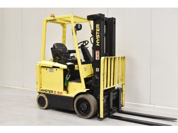 4-wheel front forklift HYSTER E 2.50 XM