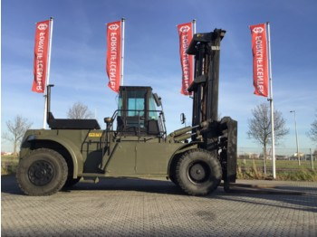 4-wheel front forklift HYSTER H25.00F