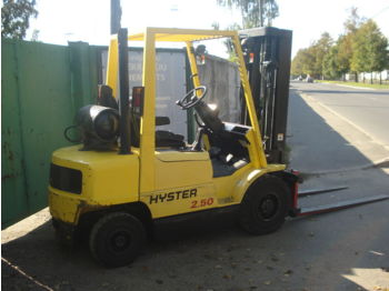 4-wheel front forklift HYSTER H2.50XM