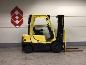 HYSTER H2.5FT  - 4-wheel front forklift