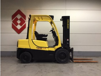 4-wheel front forklift HYSTER H3.0FT