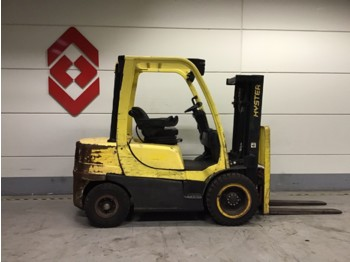 HYSTER H3.0FT  - 4-wheel front forklift