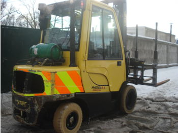 4-wheel front forklift HYSTER H3.5FT: picture 1