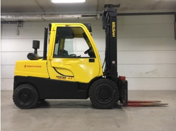 4-wheel front forklift HYSTER H4.5FT6