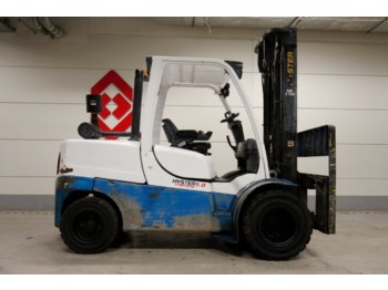 4-wheel front forklift HYSTER H5.0FT