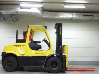 4-wheel front forklift HYSTER H7.0FT