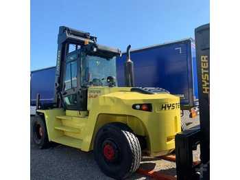 4-wheel front forklift HYSTER H 14.00 XM 6