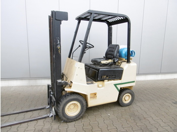 4-wheel front forklift HYSTER H 1.50 XL: picture 1