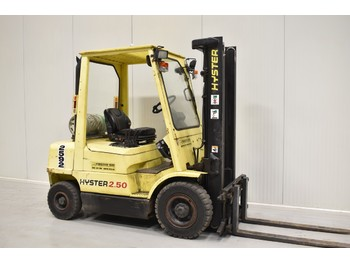 4-wheel front forklift HYSTER H 2.50 XM