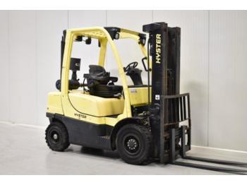 4-wheel front forklift HYSTER H 2.5 FT