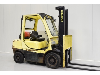 4-wheel front forklift HYSTER H 3.5 FT