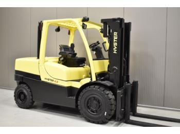 4-wheel front forklift HYSTER H 4.5 FT6