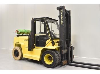 HYSTER H 7.00 XL - 4-wheel front forklift