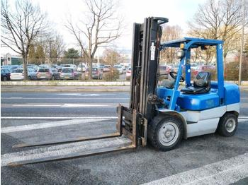Heli CPCD35 - 4-wheel front forklift