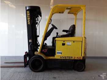 4-wheel front forklift  Hyster E2.50 XM
