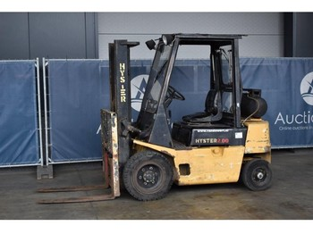 4-wheel front forklift Hyster H2.00XL
