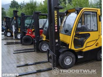 4-wheel front forklift Hyster H2.0FT