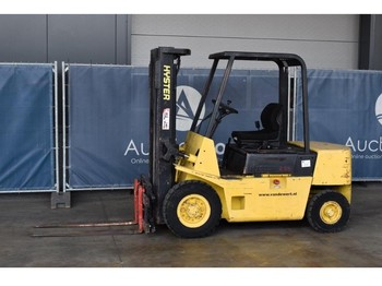 4-wheel front forklift Hyster H2.50XL