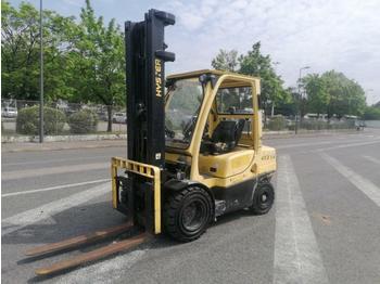 4-wheel front forklift Hyster H3.0FT