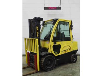 4-wheel front forklift Hyster H3.0FT5797714