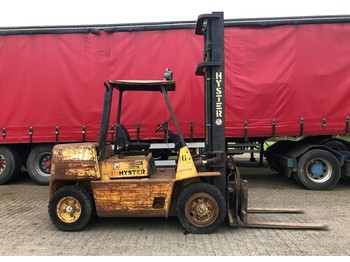 4-wheel front forklift Hyster H3.50XL