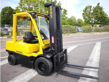 4-wheel front forklift Hyster H3.5FT