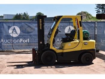4-wheel front forklift Hyster H3.5FT