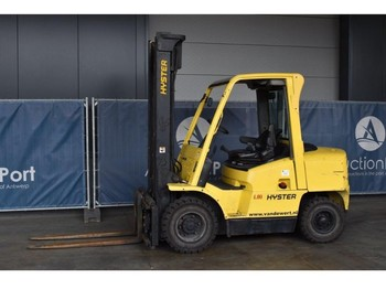 4-wheel front forklift Hyster H4.00XMS