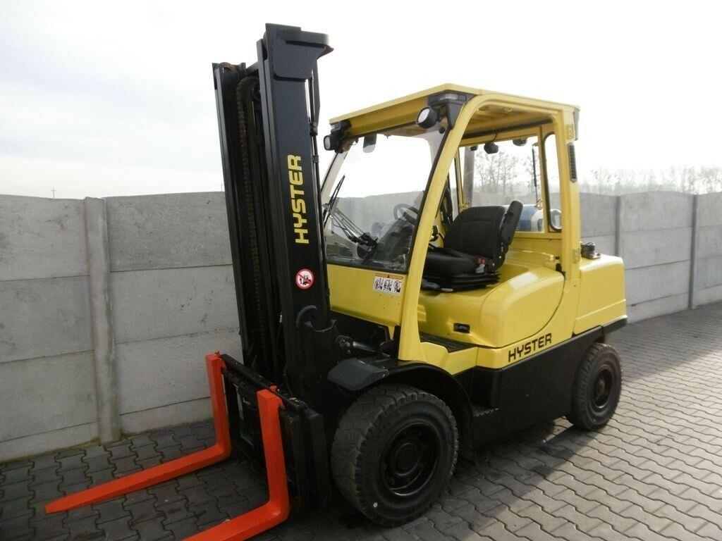 4-wheel front forklift Hyster H4.0FT5