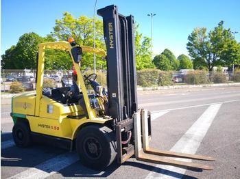 4-wheel front forklift Hyster H5.5XM