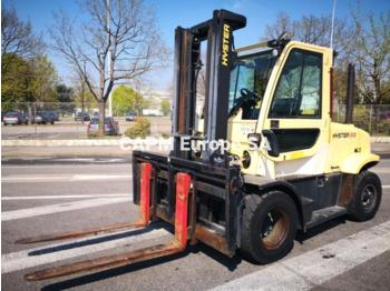 4-wheel front forklift Hyster H6.0FT