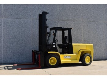 4-wheel front forklift Hyster H7.00XL