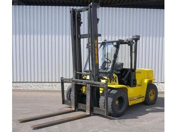 4-wheel front forklift Hyster H 7.00 XL