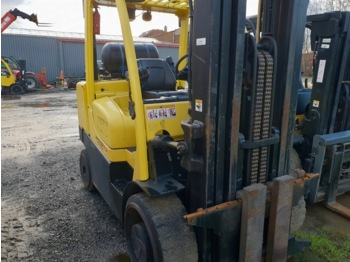 4-wheel front forklift Hyster S7.0FT: picture 1
