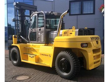 Hyundai 160D-9 - 4-wheel front forklift