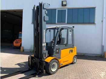 Jungheinrich EFG 550 / 7.810 Std. - رافعة شوكية أمامية رباعية العجلات