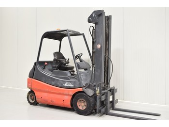 4-wheel front forklift LINDE E 25-02: picture 1