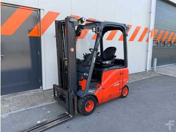 4-wheel front forklift Linde E18PH-01