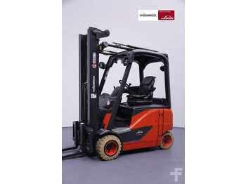 Linde E20PH-386-02 - 4-wheel front forklift