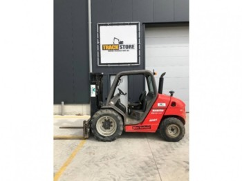 Leasing Manitou MH 25.4 T - 4-wheel front forklift