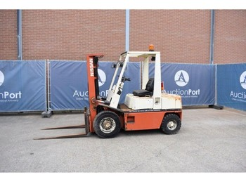 4-wheel front forklift Nissan EH02A25
