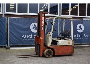 4-wheel front forklift Nissan MA01L15S
