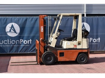 4-wheel front forklift Nissan PH01A14U: picture 1