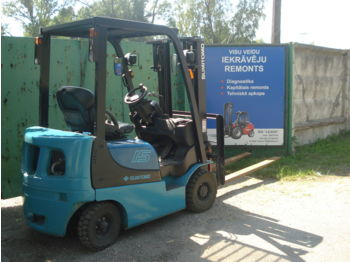 4-wheel front forklift SUMITOMO 03FD15PAXI92D