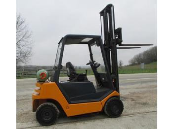 4-wheel front forklift Still R70-20T
