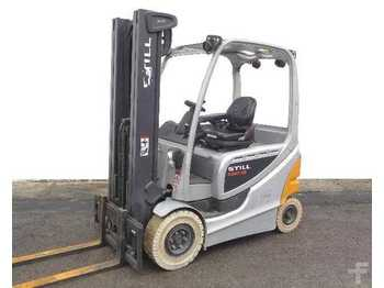 4-wheel front forklift Still RX 60-25 (4000 ore lavoro)